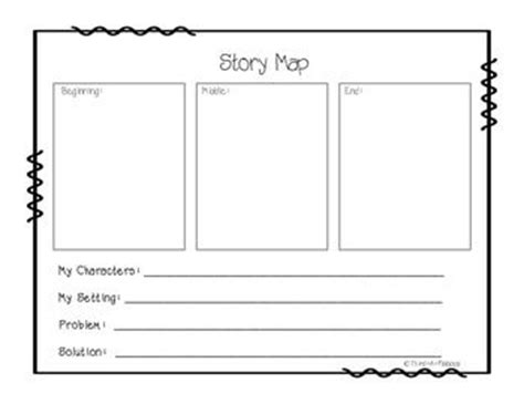story template ks1 template story map models retelling and middle