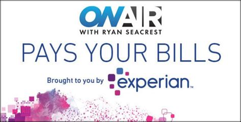 Ryan Seacrest Sweepstakes - ryan seacrest pay your bills sweepstakes conoco monthly giveaway more in the