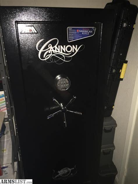 cannon challenger 24 gun safe armslist for sale cannon challenger ts5926 ar gun safe