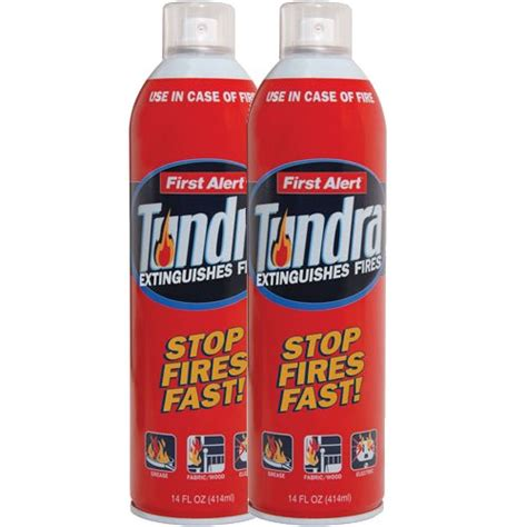 Spray And Deny All Knowledge With The Extinguisher by Tundra Fire Extinguishing Spray 2pack Af400 2 Jpg