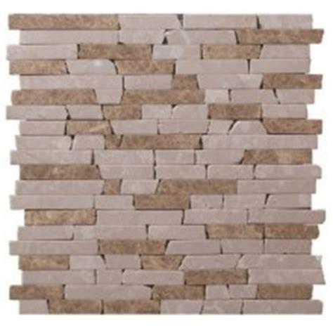 peel and stick mosaic groutless tile backsplash