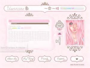 layout free pink royal imvu layout by jurishi on deviantart
