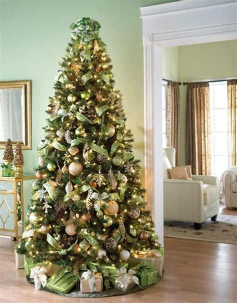 tree theme decorating ideas 30 tree decoration ideas for 2011