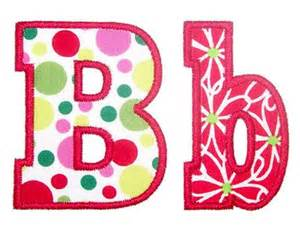 applique alphabet templates chunky applique alphabet embroidery boutique