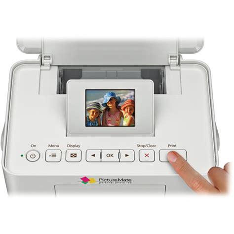 Printer Epson Picturemate Charm epson picturemate charm consumer printers c11ca56204