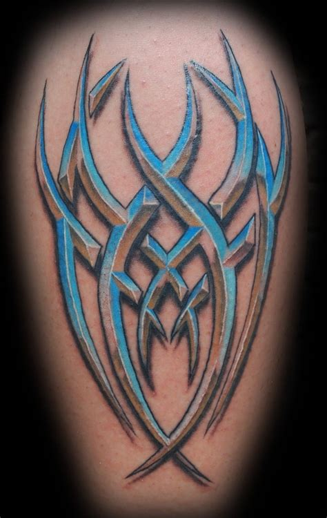 tribal tattoo designs with color color tribal designs best design