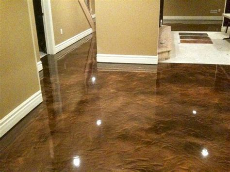 Epoxy Basement Floor Paint Bubbling : Epoxy Basement Floor