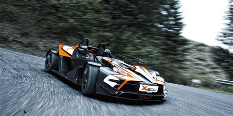 Ktm Track Car Ktm Will Bring The X Bow Track Car To The U S Next Year