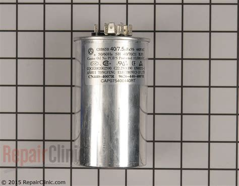 amana air conditioning capacitor amana central air conditioner capacitor 28 images central air unit parts amana central air