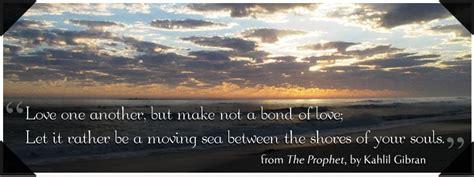 prophet kahlil gibran quotes quotesgram