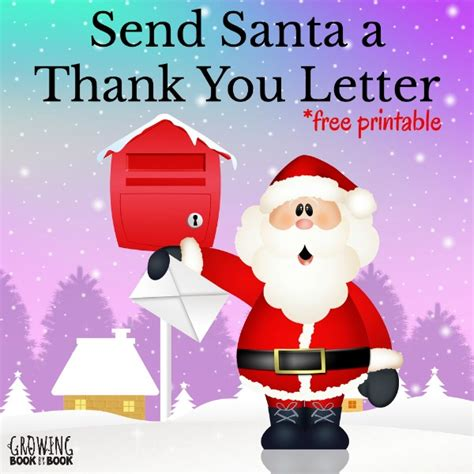 Writing Activities Thank You Letters To Santa Letter To Santa Template Ks1