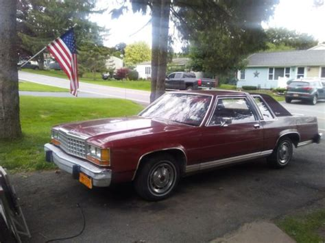 1985 ford ltd for sale in nashville illinois classified americanlisted com 1985 ford ltd crown victoria 2 door for sale ford crown victoria ltd 1985 for sale in new
