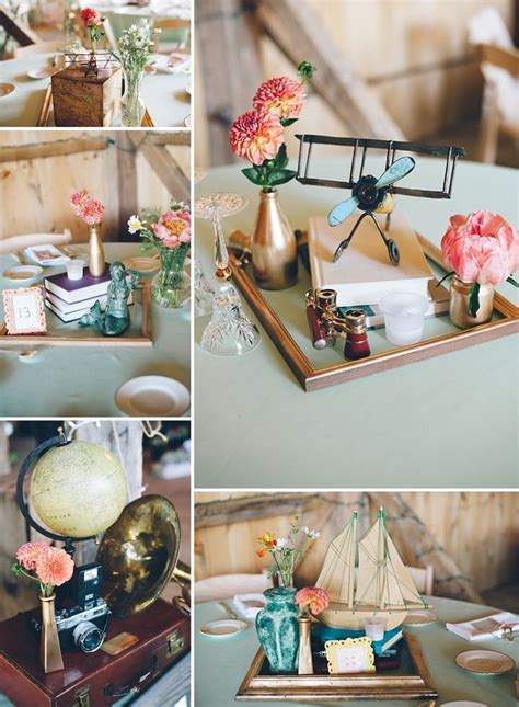 travel themed table decorations 25 best ideas about travel themes on travel