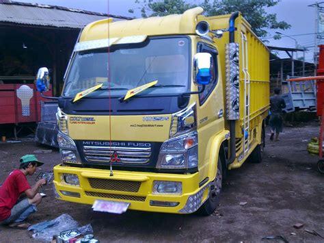 kumpulan foto modifikasi mobil truk indonesia unik otopacu