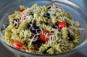 basil pesto pasta salad cooking mamas