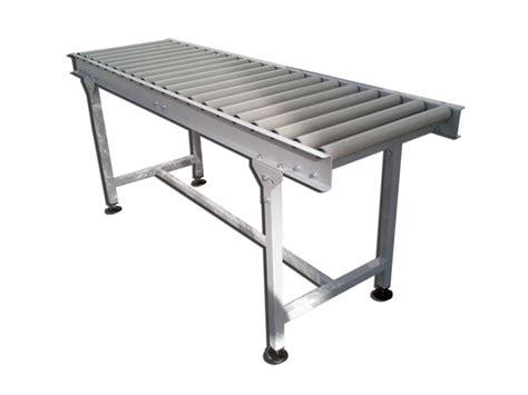roller bed pvc rollers mild steel structure roller beds