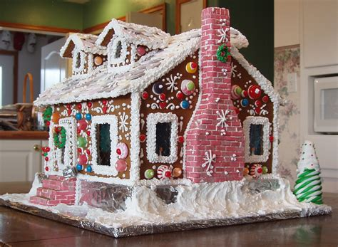 Gingerbread House by 22 Fresh Gingerbread House Patterns Home Plans