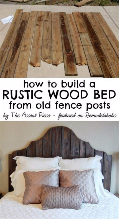 how to upholster a wooden headboard 25 best ideas about reclaimed wood headboard on pinterest