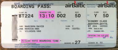 image my boarding pass