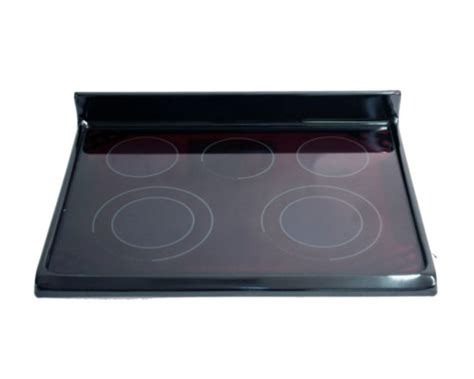 replacement glass cooktop frigidaire cglef379dbj glass cooktop replacement