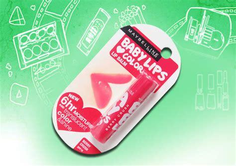 Lip Balm Maybelline Yang Berwarna lip balm terbaik untuk bibir kering yang tak terelakan