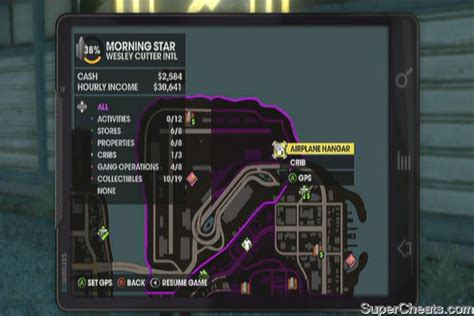 Saints Row 3 All Cribs by Wesley Cutter International Saints Row The Third