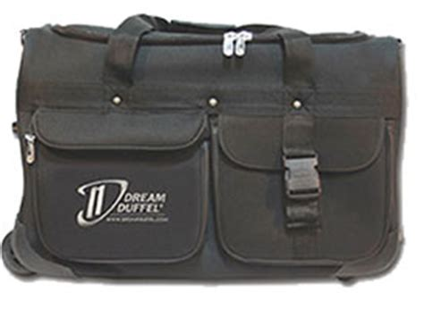 Duffel Bag With Garment Rack by Duffel Bags Skating Costume Bag