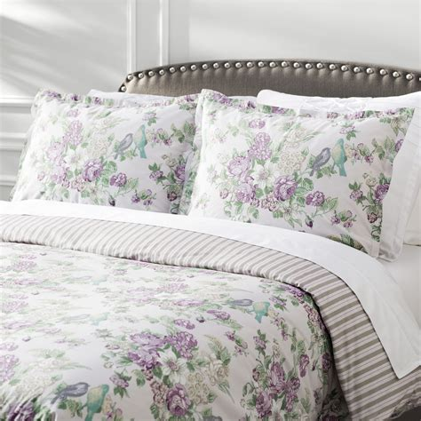 purple floral bedding purple floral country comforter set purple bedroom ideas