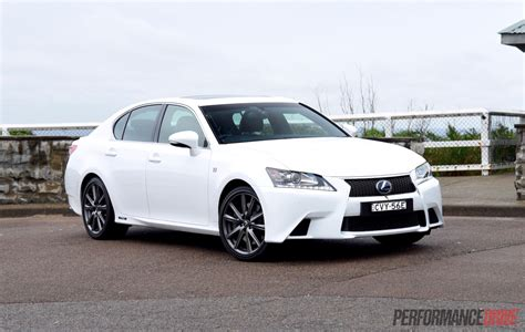 2015 lexus gs 450h f sport review performancedrive