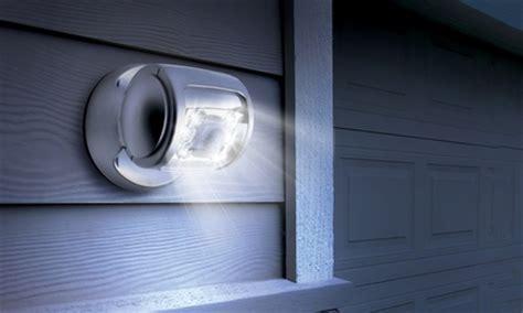 wireless outdoor lights wireless led outdoor light groupon