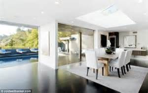 Two Seat Kitchen Table by A Property Fit For A Billionaire Bruno Mars Splashes Out