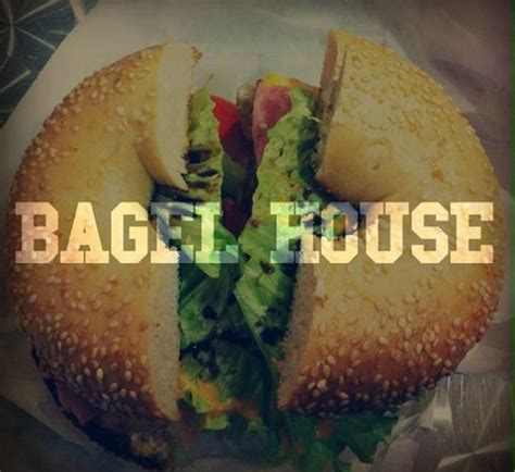 bagel house friends rock and american bagels モンペリエ bagel houseの写真