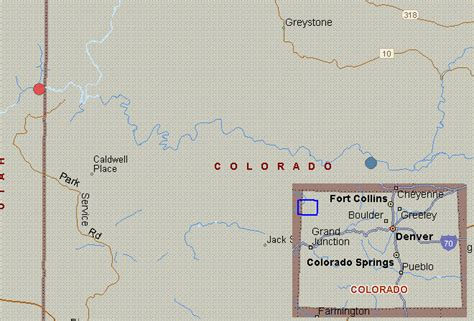 blue river colorado map images map for ya river colorado white water deerlodge park