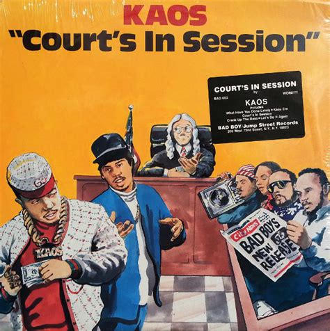 Kaos 25 Buy Side kaos 2 court s in session at discogs