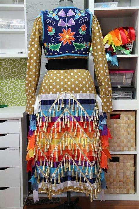 pattern for jingle dress gustafson zaangwewemagoodayan aka jingle dresses
