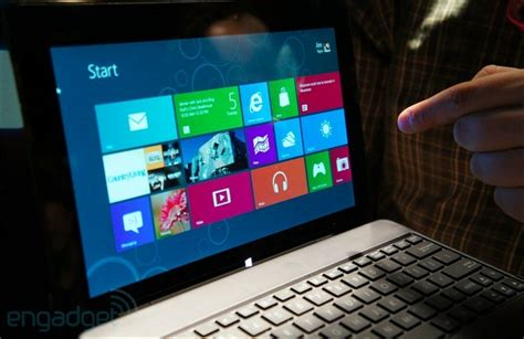 Tablet Asus Windows 8 Di Indonesia asus toont 2 windows 8 tablets
