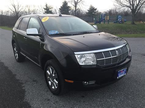 Lincoln Mkx 2008 by 2008 Lincoln Mkx Base Awd 4dr Suv In Brentwood Md Mr