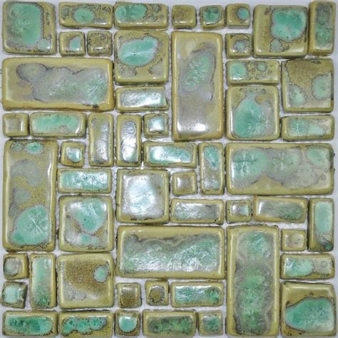 tile craft hand craft porcelain ceramic mosaic wall tile backsplash