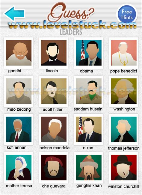 guess the celebrity guess the celeb answers tv science business leaders