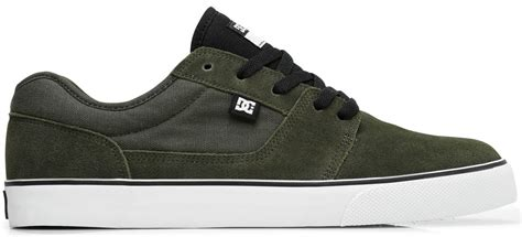 Dc Mens Tonic S dc shoes tonik s green skate shoes trainers ebay