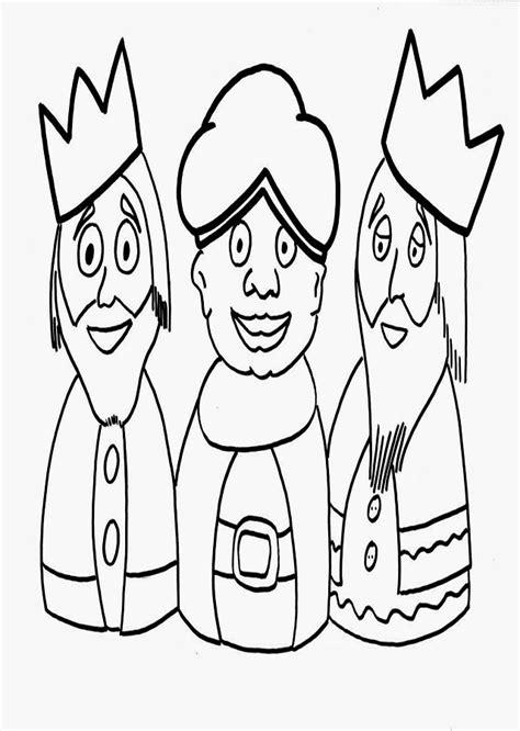imagenes de reyes magos faciles dibujos para colorear reyes magos dibujos para colorear