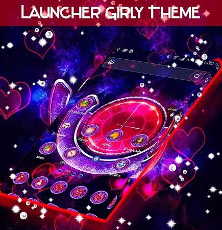 go launcher themes girly launcher girly theme free download gau go launcherex