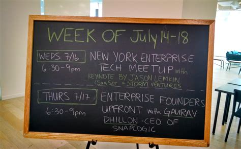 Thursday Three Chicklit Hits The Big Apple by Saastr Hits The Big Apple Keynote At Enterprise Tech