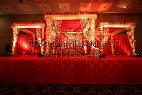 Bougainvilla Design Pvt. Ltd., Wedding Decorator in Delhi