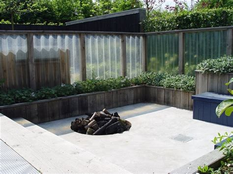 Patio Partition by Backyard Landscape Partitions Landscaping Network