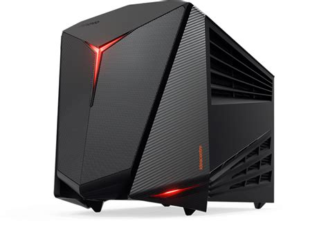 Compact Cube Is An All In One Desktop Audio System by Lenovo Y710 Cube Compact Gaming Tower Lenovo Australia