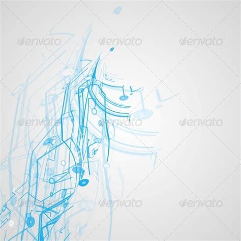 layout vector majalah futuristic technology illustration graphicriver