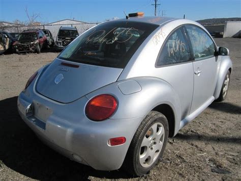 2002 volkswagen beetle parts parting out 2002 volkswagen beetle stock 120145 tom
