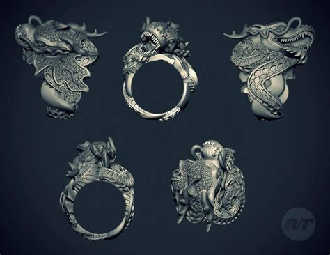 zbrush tutorial jewelry 99 best zbrush jewelry images on pinterest men rings