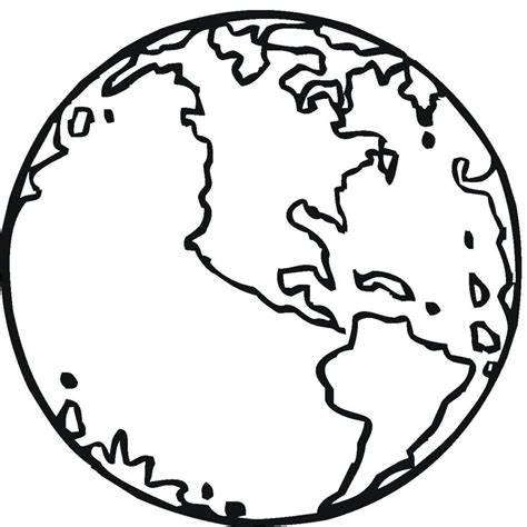 printable pictures earth coloring pages best photos of earth pictures to print